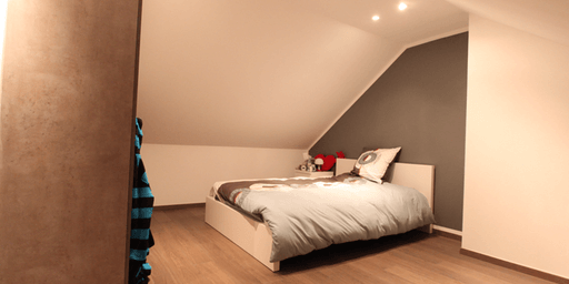 Idee Combles Amenages Une Chambre D Ado Amenagement De