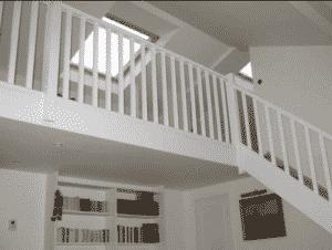 Idée d\'accès à vos combles aménagés : un escalier vers une ...